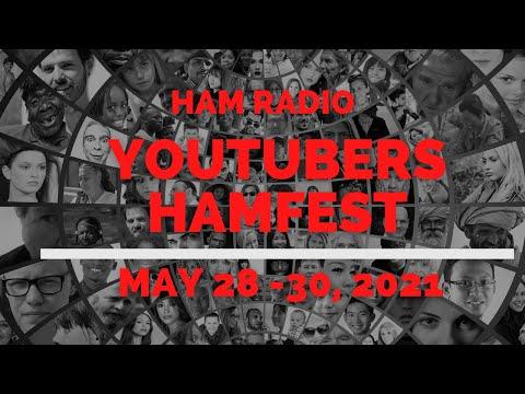 Ham Radio YouTubers Hamfest 2021 Promo