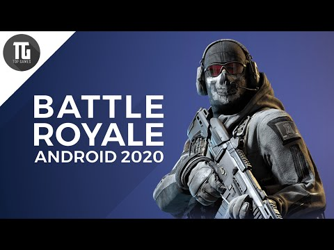 TOP 10 Mejores BATTLE ROYALE para Android 2020