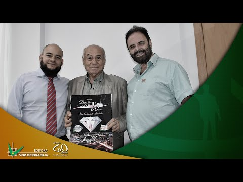Entrevista com Ahmad D. M. Yassine | Jornalista Paulo Fayad thumbnail