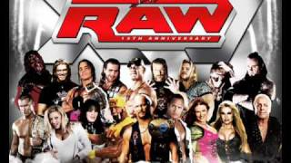 WWE Raw Theme Song 2010