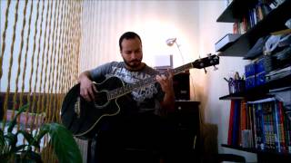 Pérola Negra (versão Natiruts) - coverAcusticBass