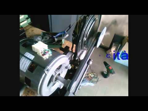 Come riutilizzare un motore da lavatrice tutto per casa for Sifone elettrico per acquario fai da te