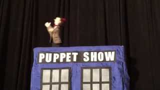 Timey Wimey Puppet Show Live at Dragon Con 2015: Regeneration