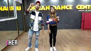 BUZZ - Aastha Gill feat Badshah | Priyank Sharma | Hook Step TUTORIAL