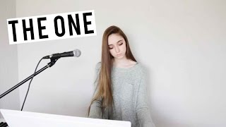 The One - The Chainsmokers Cover // Nicole Starr Live Sessions //
