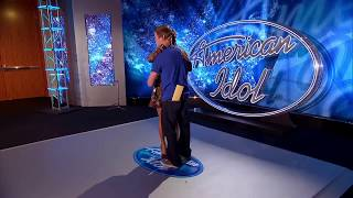 Nashville Hopeful Slow-Dances With Jennifer - AMERICAN IDOL SEASON XIV width=