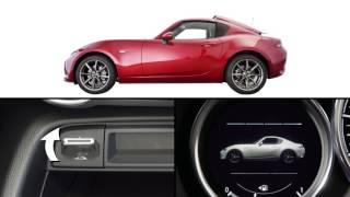 Mazda MX-5 RF – Funzionamento tetto elettrico