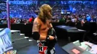Edge vs Undertaker- Wrestlemania 24 Highlights width=