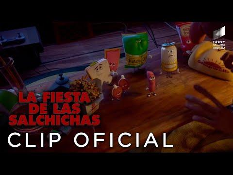 LA FIESTA DE LAS SALCHICHAS. La primera película de animación para adultos. En cines 7 de octubre.