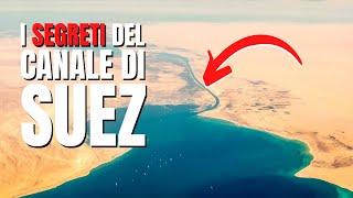 I segreti del canale di Suez con Ignazio Messina