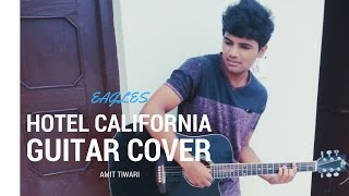 Hotel California | Guitar Cover | Eagles | Hell Freezes Over | Their greatest hits | Vocals
