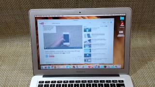 How to take a screenshot on your Macbook Air, Pro or Mac Capture Screen image