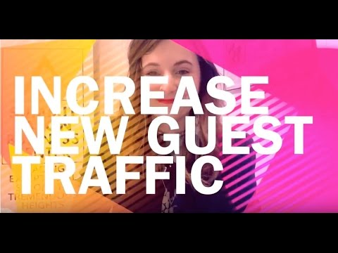 Increase new guest traffic