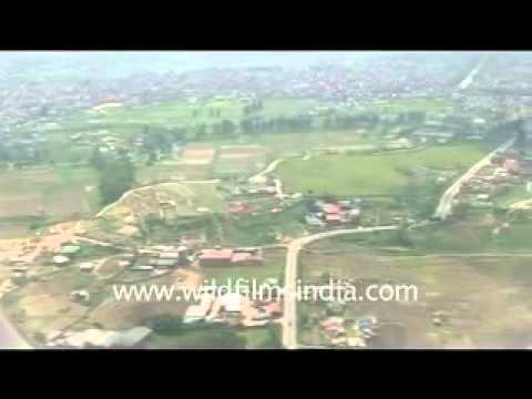Aerials of Kathmandu