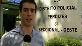 BRUNO BERNARDI - RACISMO NO FUTEBOL - 18/04/2010