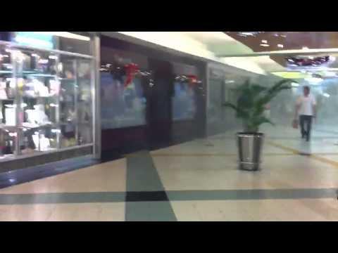 (South Africa) Smoke coming out one of the jewllery shops at menlyn park shopping mall