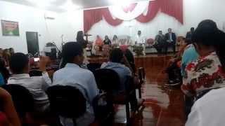Viviane Silva em Congresso Isosed Comodoro | Louvor Presenca de Eliane Fernandes