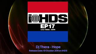 Dj Thera - Hope (IHDSEP-17A)