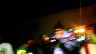 Grundge Beast at Noreaga Show at Club 59 FFM 6