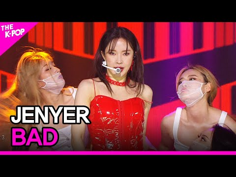 JENYER, BAD [THE SHOW 200901]