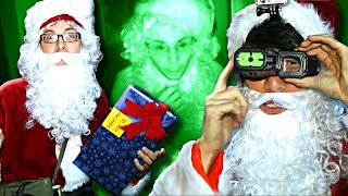 The Try Guys Break Into A House • Santa Spectacular: Part 2 width=
