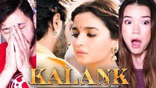 KALANK | Varun Dhawan | Alia Bhatt | Trailer Reaction!