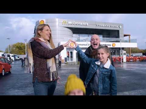 Shell Berchem в Люксембург