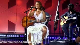 Gravação do DVD Ivete Sangalo Acústico em Trancoso - 08/04/2016