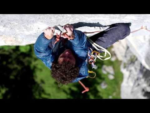 Ganesha (8c, 7 pitches) - Rope Solo First Ascent by Fabian Buhl