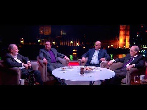 حوار لندن : هل يفهم من ترشح سامي عنان للرئاسة في مصر انقساماً بين العسكر ...؟