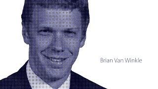 The Alan D. Schwartz Mentorship Award (2014) - Brian Van Winkle