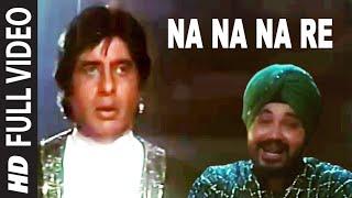 Na Na Na Re Full HD Song   Mrityudaata   Amitabh Bachchan, Daler Mehandi