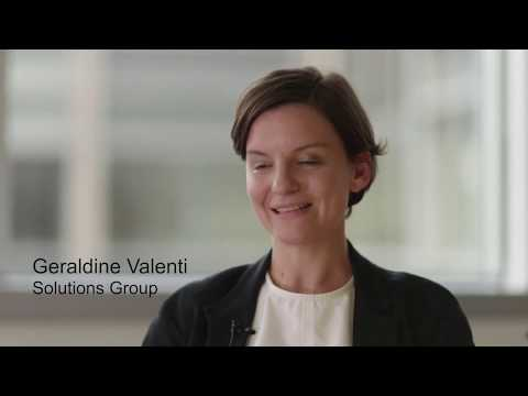 CWT Solutions Group: Meet Geraldine Valenti