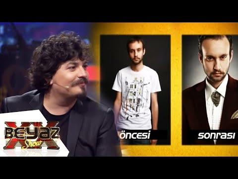 Photoshop Sihirbaz Mehmet Turgut! - Beyaz Show