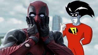 If Deadpool had a theme song like Freakazoid (mash-up)