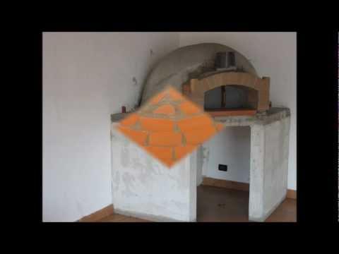 Come costruire un forno a legna fai da te mania - Forno pizza casa legna ...