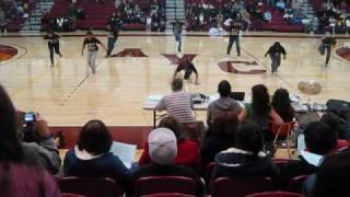 Epic Movement @ AVC's Final Dance Showcase