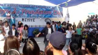 AJ (Little BIBI) Dance dance