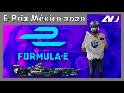"""Así se vive una carrera de Fórmula E ¿Mejor qué Fórmula 1"""" - Vlog"""