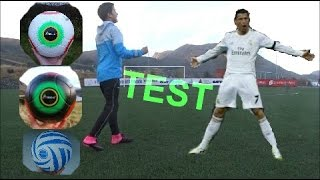 Official Matchballs Play Test: Bend-It Soccer - Knuckle-It Pro & Curl-It Pro Classic