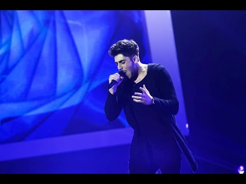 Randi - Ochii ăia verzi. Alex Mladin, la prima gală X Factor!
