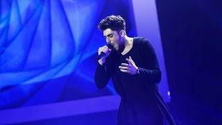Randi - Ochii ăia verzi. Vezi aici cum cântă Alex Mladin, la prima gală  X Factor!