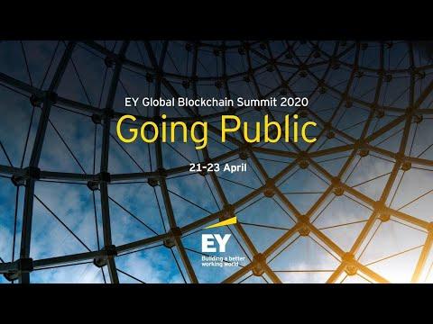 EY Global Blockchain Summit 2020