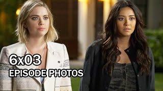 "Pretty Little Liars 6x03 Episode Photos - ""Songs of Experience"" - Season 6 Episode 3"