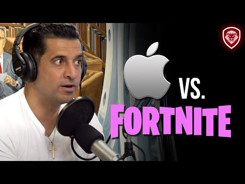 Fortnite Starts A War with Apple