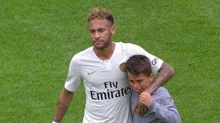Cuando los niños conocen a sus Ídolos   Momentos Emotivos del Fútbol