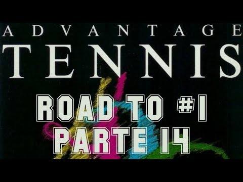 Road to #1: Advantage Tennis Ep. 14 (1991) - PC - Cara y cruz en tierra batida