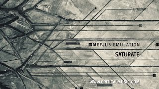 Mefjus - Saturate [Emulation LP]