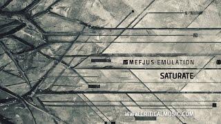 Mefjus - Saturate [Emulation LP]