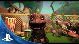 LittleBigPlanet 3 - Official TV Commercial | PS4